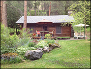 Casaday Cabin Historical